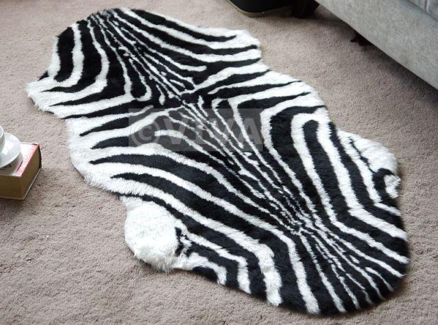 cosy-zebra-sheepskin-rug