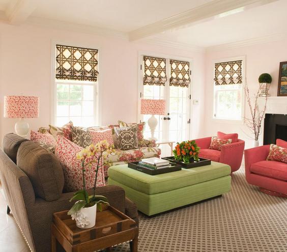 geometric-room-interior