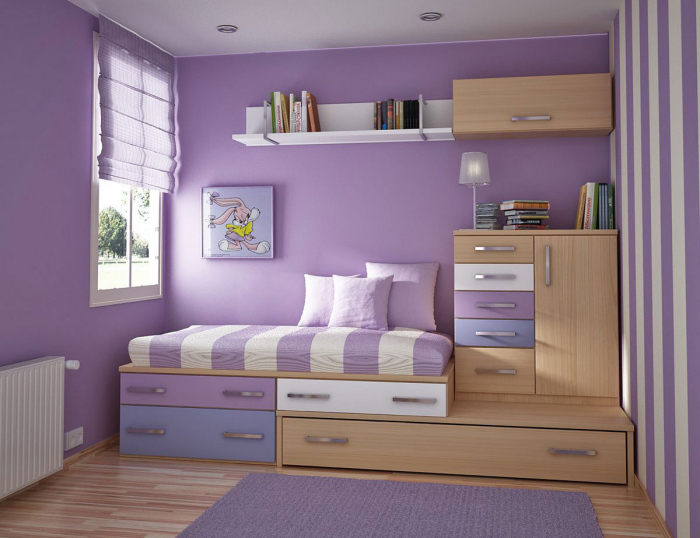 purple-and-white-young-teenager-girls-bedroom