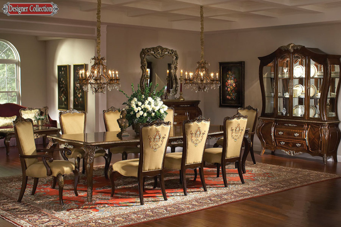 Victorian style dining room designs for Victorian style room