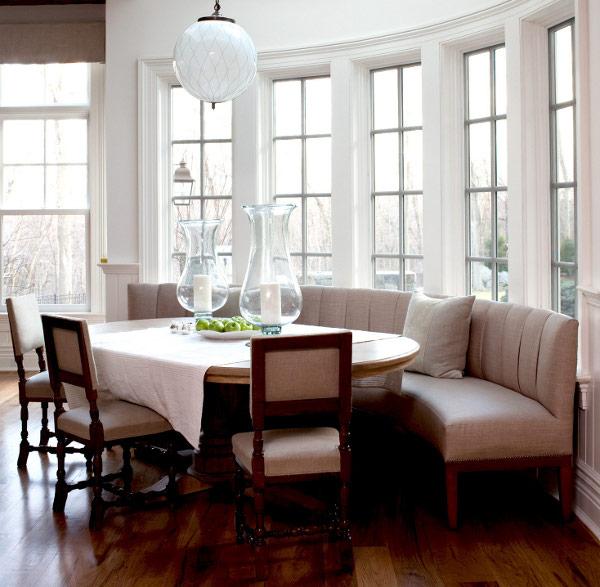 white living room interiors