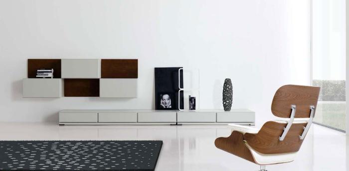 white minimalist interiors