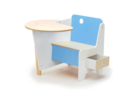 Kids wood desk chair home design elements for Best desk chair for kids