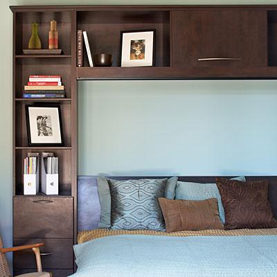 Multi-Purpose Boundaries Bedroom