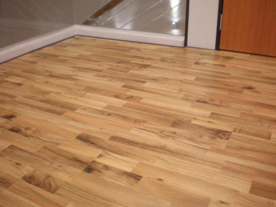 Simple Vinyl Flooring Design