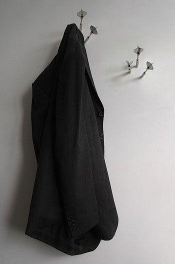 Dart Coat Rack