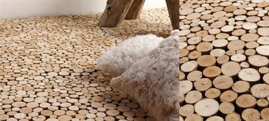 Driftwood Flooring Design