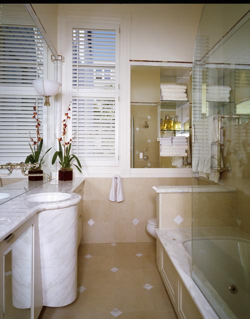 Presido Heights San Francisco Bathroom