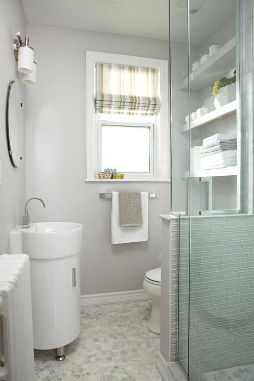 Petite Bathroom Reno