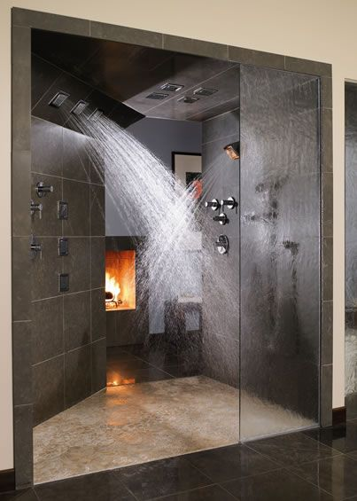 Random Inspiration with Dual Shower