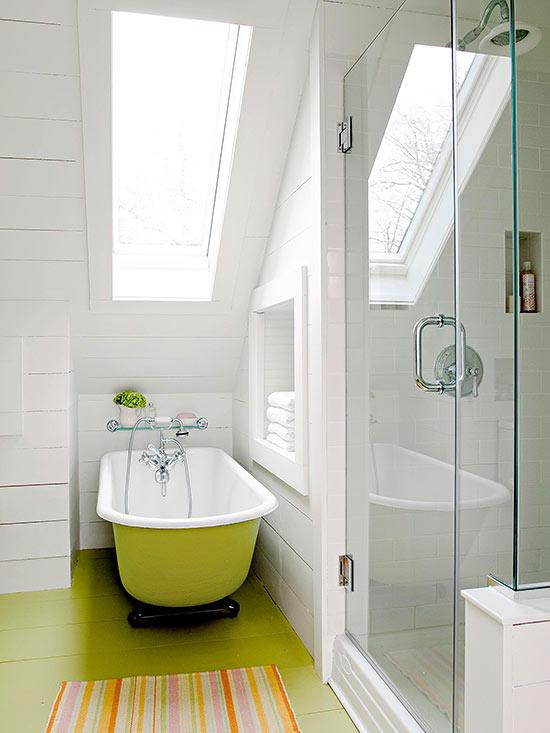 Amazing Compact Designs for your Bathrooms