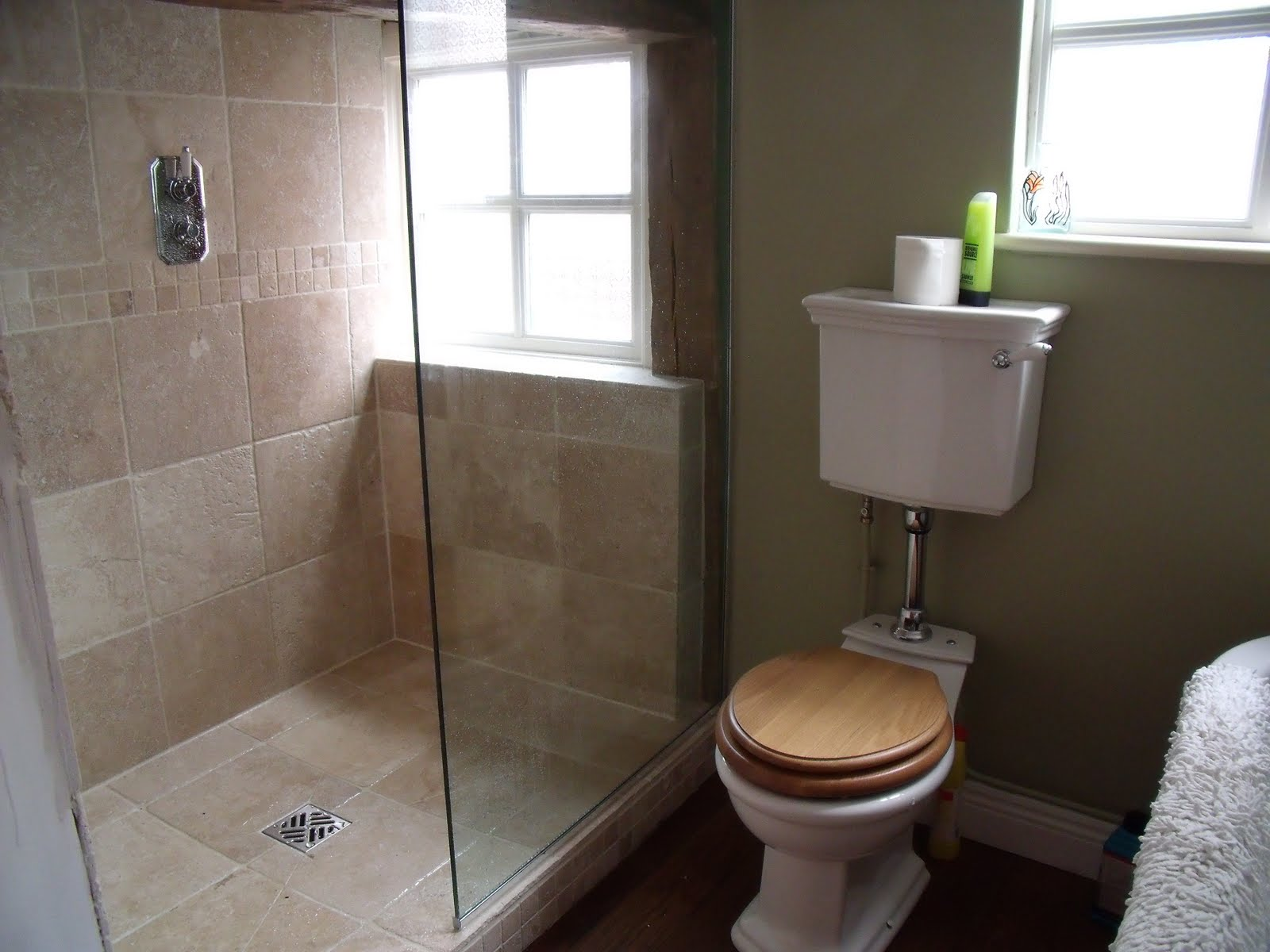 Wonderful designs for small bathrooms with shower for Historic bathroom remodel