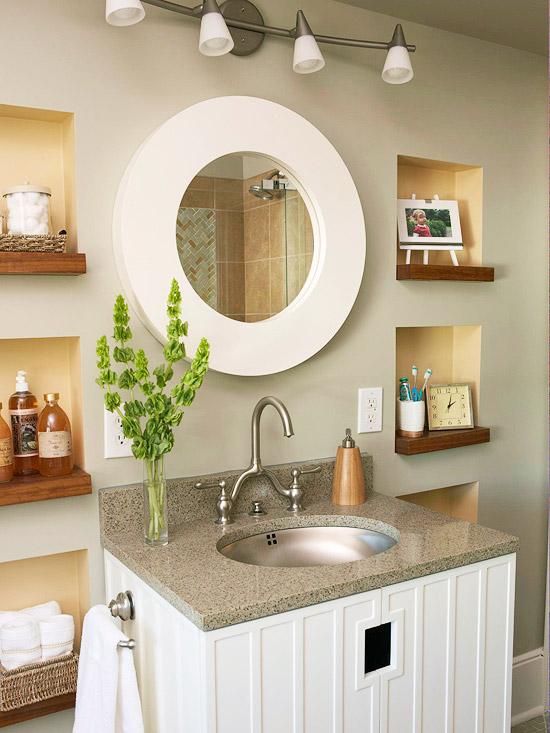 Bathroom Decors For Small Bathroom