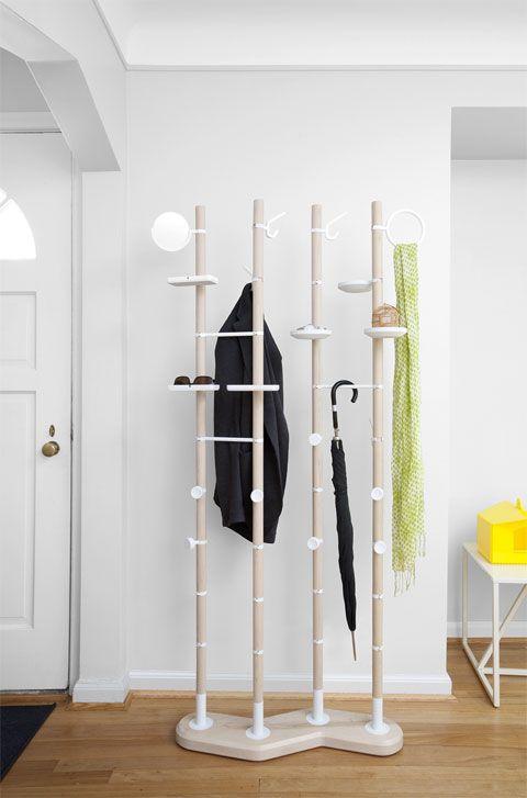 Multifunction Coat Rack