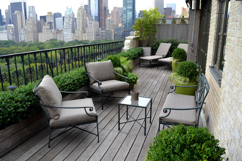 Traditional Deck Central Park West
