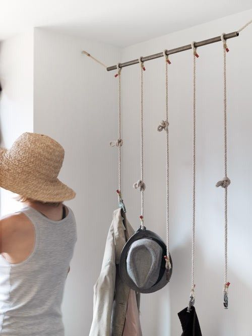 Clothes Hanging Rack