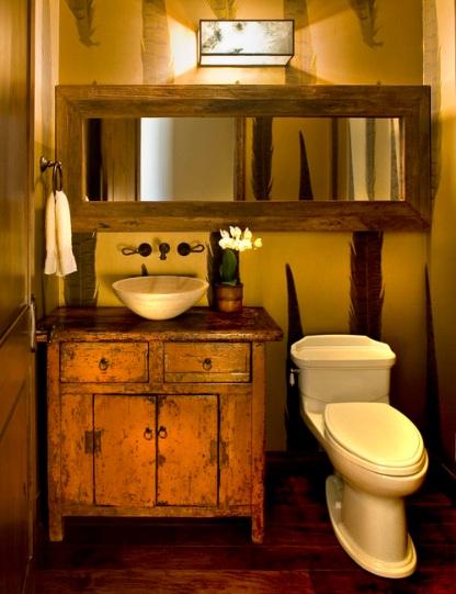 Inviting Bathroom