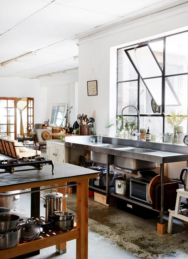 10 Slate Kitchen Countertops Designs