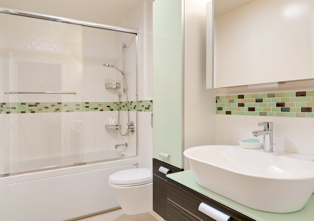Budget Small Bathroom Design