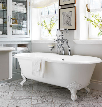 Victorian Inspired Bathroom