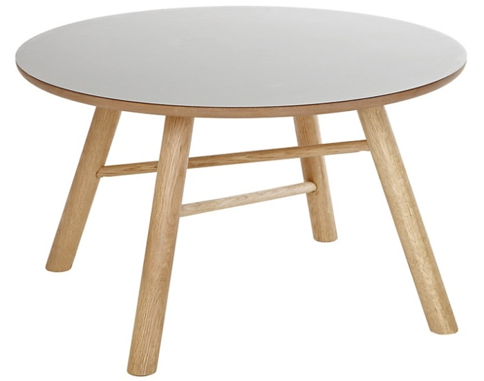 Says Who for John Lewis Why Wood Coffee Table
