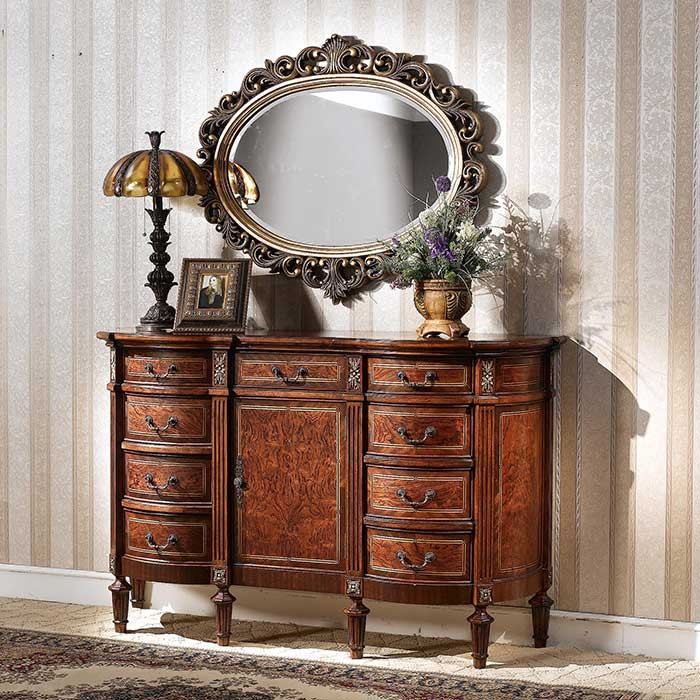10 Victorian Style Mirrors and Dressers For your bedroom