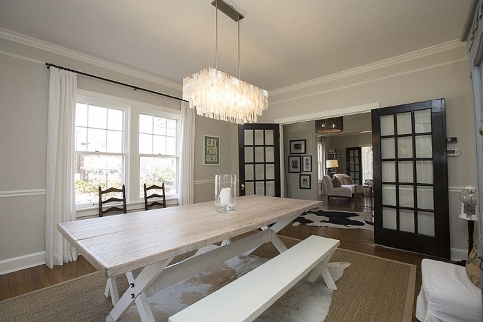 white and brown wooden furniture