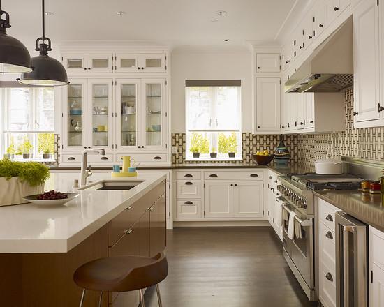 tradition kitchen design