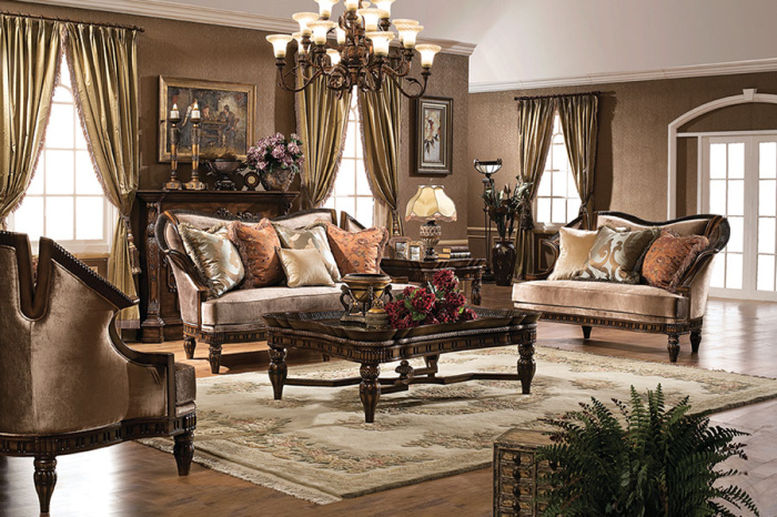 10 victorian style living room designs Victorian living room decorating ideas with pics
