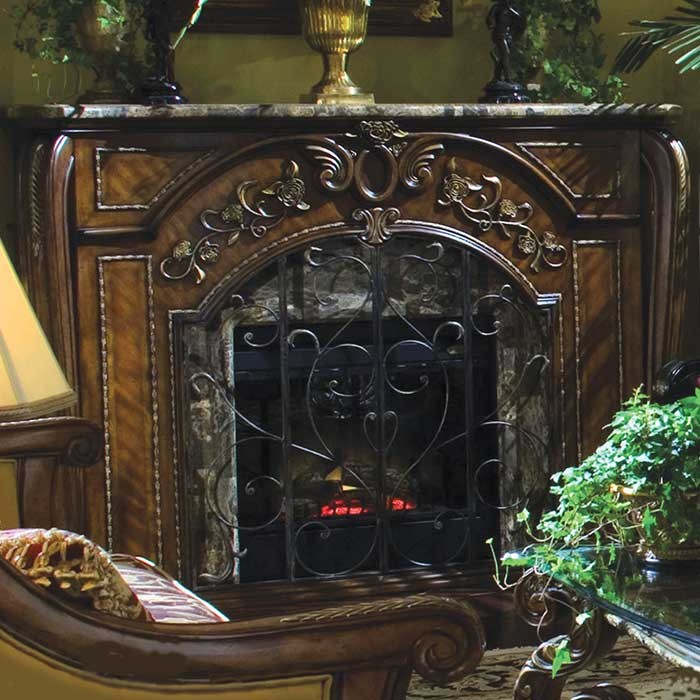 Regency Suite Victorian Style Fireplace