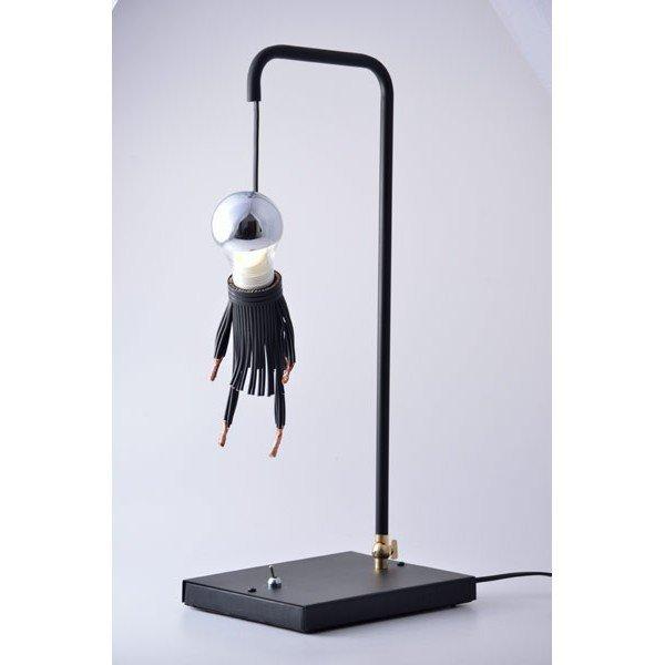 Hangman Inspired Lamp