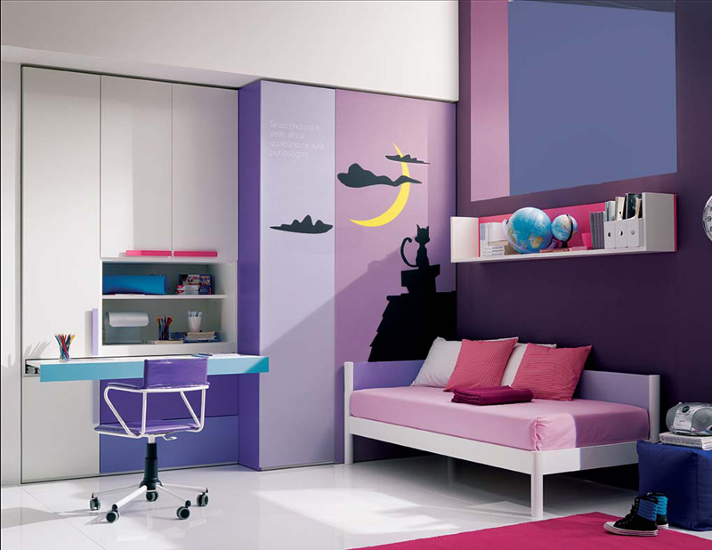 Cool bedroom ideas for girls - Cool stuff for girls rooms ...