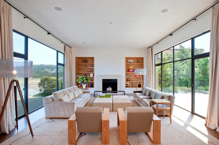 Contemporary-Living-Room 2