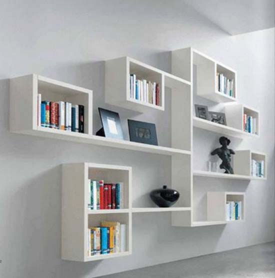 Shelving Ideas For Your Home Interior Designing