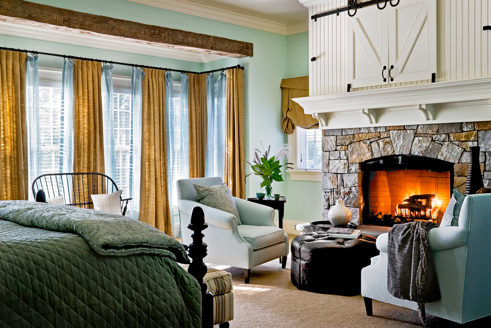 Bedroom with fireplace ideas Bedroom fireplace ideas