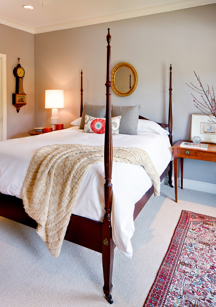 Bedspreads for four poster beds for Traditional four poster beds
