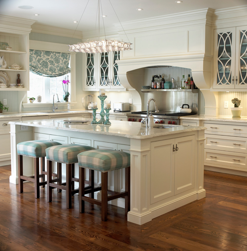 Transitional Kitchens With White Cabinets: Black Wood Kitchen Cabinets Design Ideas