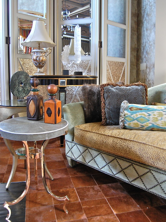 eclectic-living-room 2