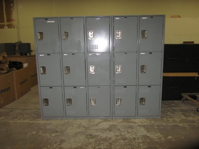 Cabinets Like Lockers