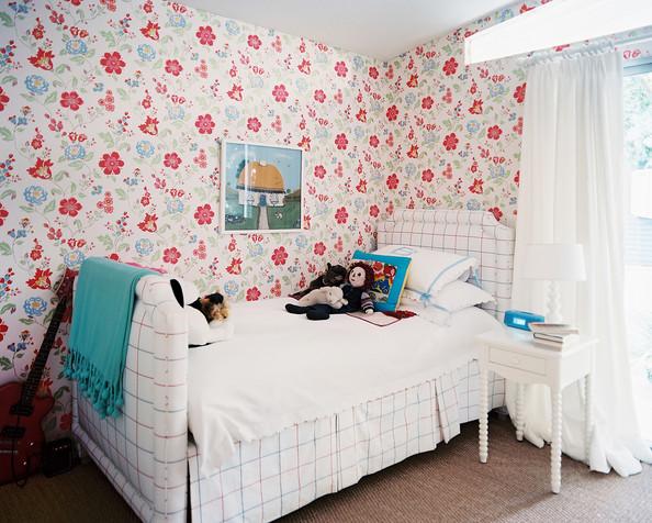 Flora Wallpaper Theme