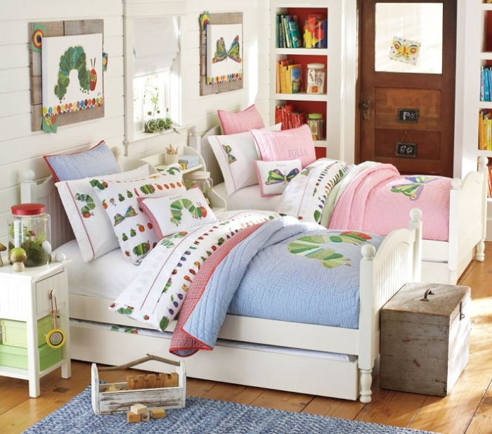 Twin Kid's Bedroom - Copy