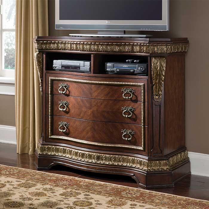 Delmonico Media Chest