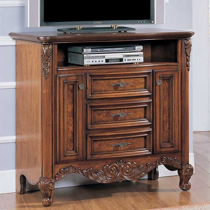 9 Victorian Style Media Cabinet Designs