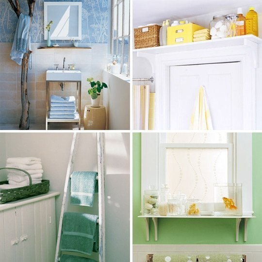 Clever Storage Spaces