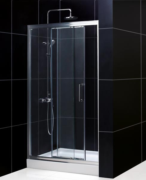 Illusion Shower Door