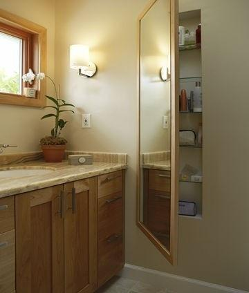Bathroom Storage Concept