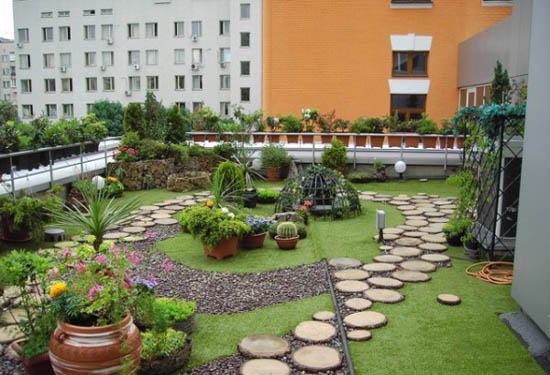 Design Green Landscapes: Cool Environment Friendly Ideas For Your Rooftop