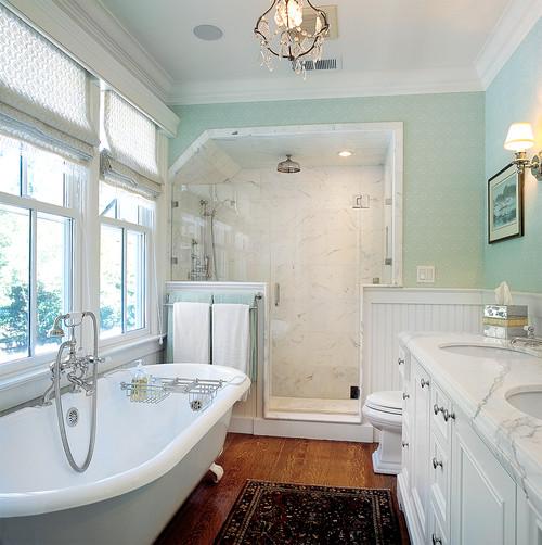 10 pretty looking tiny bathroom designs for Pretty small bathrooms