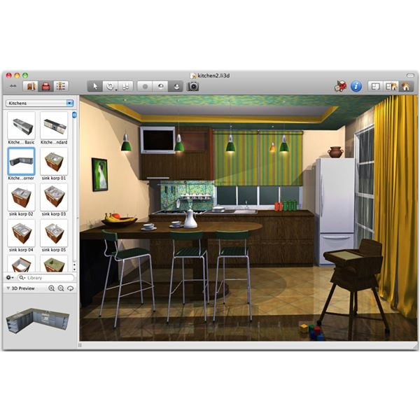 Most useful applications for designing a room 3d room design software free