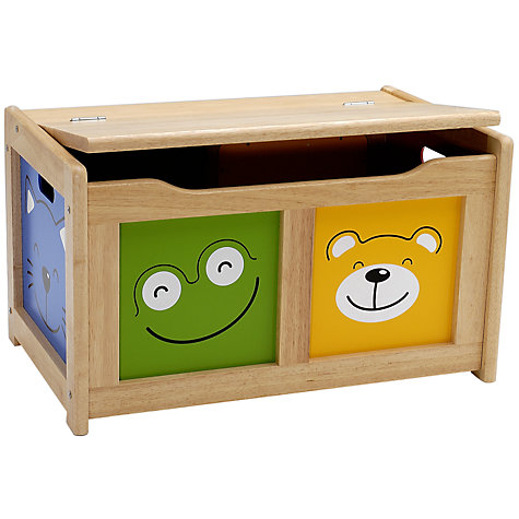 Four Friends Toy Chest